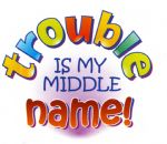 38 - Trouble middle name